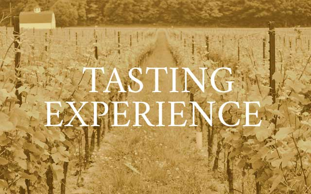 The Tasting Experience - Currently Suspended